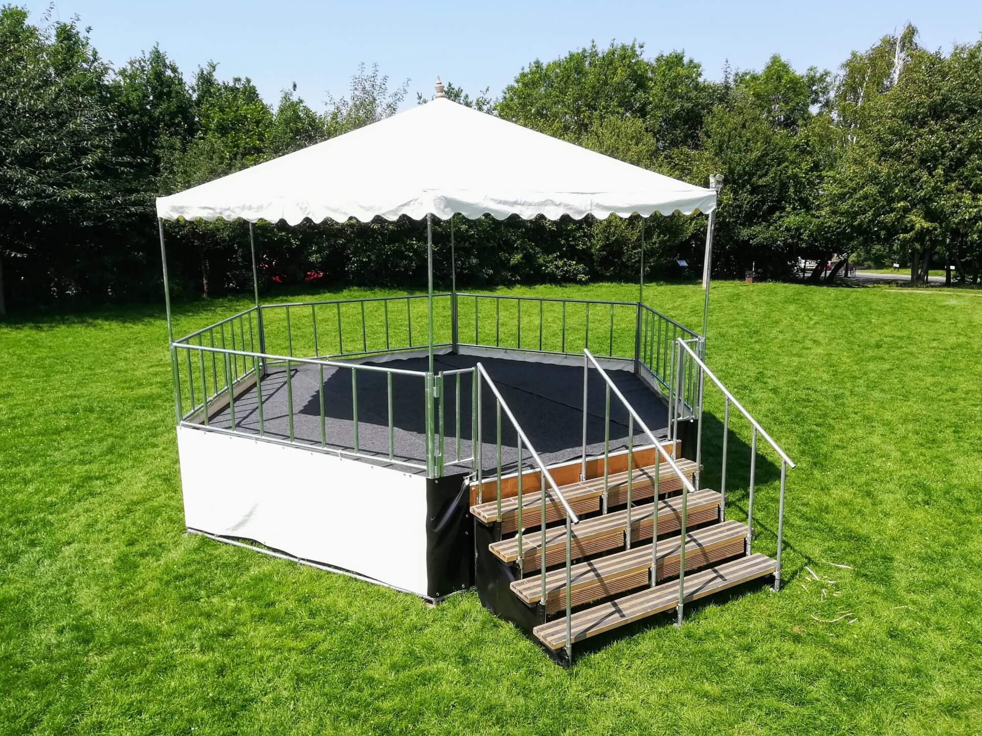 Portable Bandstand
